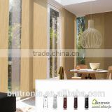 Bintronic Aluminum Alloy Track Screw Rod Driven Electric Sliding Panel Curtain