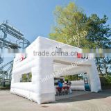 PVC material link mode heat, high-tech security firm Outdoor multifunctional Advertising Inflatable Tent / Inflatable Marquee