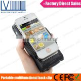 Bluetooth 2D Barcode Scanner for Gate Access Control with Mobile Phone at Low Cost