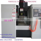 XH7132 CNC VERTICAL MACHINING CENTER WITH HIGH PRECISION /TAIWAN HIGH SPEED SPINDLE