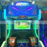 2016 New redemption arcade game machine for sale / shooting arcade throwing balls indoor kids game machine for amusement