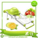 Top Quality Premium V Blade Stainless Steel Mandoline Food Slicer, Slicing Fruit & Vegetables Includes 5 Different Inserts