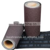 High Quality Abrasive Cloth For metal Polishing (X62BT)