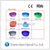mirrored coating sunglass lens,AC/PC/TAC Polarized sunglass lens                                                                         Quality Choice