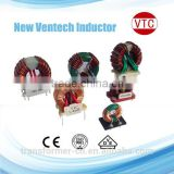Magnetic coil toroidal power inductor common mode choke factory price CE RoHS approved