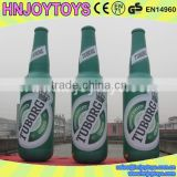 Alibaba wholesale giant inflatable bottle, giant inflatable beer bottle, inflatable bottle