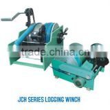 Geophysical Well Logging Winch for Geology Use (JCH) Wireline Winch Cable Pulling Winch