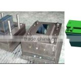Taizhou Leen High Precision Plastic Injection Battery Crate Mould,Plastic Battery Container Mould