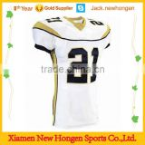 Embroidery,tackle twill American football jerseys\uniforms\wear