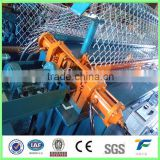 chain link wire mesh fence machine/chain link fence machine/chain link fence machine price