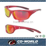 Parental sports glasses, children are like great friends, a comfortable and beautiful gloves, self-color