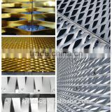 2015 Top sale Aluminum expanded metal mesh for decorative building screen