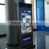 72 Inch LCD Advertising Players outdoor advertising lcd screen Supermarket lcd Advertising Screen