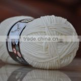 80% Wool 20% Nylon Wool Yarn For Knitting And Weaving