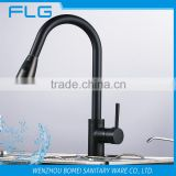 Beautiful Design Lead Free Factory New Product Oil Rubbed Brass ORB Pull Out Kitchen Sink Faucet Mixer Tap FLG8055