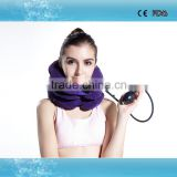 inflatable neck cushion medical neck collar cervical vertebra tractor with beautiful design