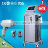 2016 hot sales 808 nm laser diode with 3 tips vertical hair removal machine