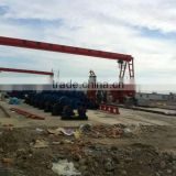 Low price electrical cement poles making machine for Africa market