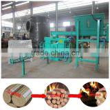 CE Approved high capacity biomass waste piston briquette press machine, sawdust briquette machinery