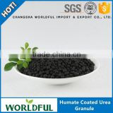 High purity blackgold organic fertilizer humate nitrogen fertilizer coated urea