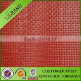 HDPE fire retardant safety construction mesh/scaffolding safety netting for different weave
