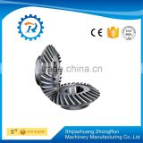 High Quality Customized Spiral Bevel Gear