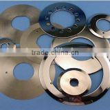 sharp and keen food circular blades for wood and steel metal,aluminium blades,HSS tct circular saw blade in stock
