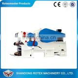 Wood Crusher Machine with CE / Bamboo Wood Chipping Machine with Good Quality