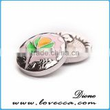 high quality snap button jewelry crystal upholstery buttons