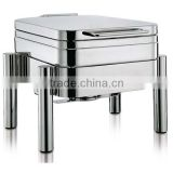 Chafing Dish Price/4L GN1/2 Stainless Steel Kitchen Equipment Electric Chafing Dish Price