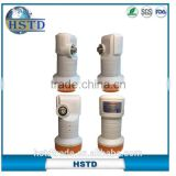 High gain single/twin/quad c ku band LNB