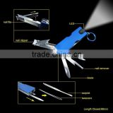 Multi Function Manicure Tools with LED Torch promotion