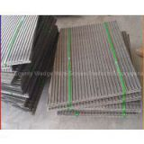 Screen Piece /  v wire flat panel / wedge wire grating