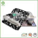 Fashion Custom King Size Printing Double Ply Blanket