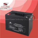 12V 90AH ML AGM Maintenance Free Rechargeable Lead Acid Deep Cycle UPS Battery