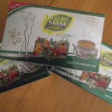 Natural Unisex Slimming Diet Tea Beauty Healthy