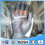 SUNWAY giant inflatable hand , giant inflatable gloves