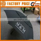Customized Logo OEM Designed Branded Windproof Umbrella