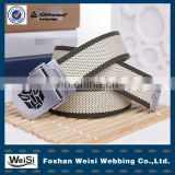 2013 Fashion Casual Military Transformers Nylon Webbing Belt
