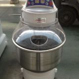 Heavy duty timer control spiral dough kneading mixer machine price