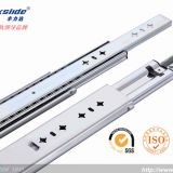 industrial 700mm long cold rolled steel Full Extension ball bearing drawer slide rail for furniture cabinet