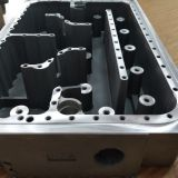 Laser Radiator Aluminum Alloy Die Casting Mold Automation Radiator