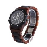 High Quantity Wooden Man Watch