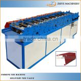 metal frame specialist new fire-proof shutter door roll forming machine