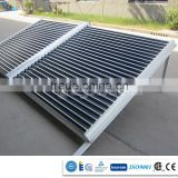vacuum tube solar collector project use