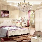 Bed, bedroom furniture,classic and french style bed , french style white bedroom furniture