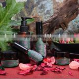 100% pure nature and organic rose skin care set