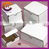 White blank corrugated paper custom cheap shoe boxes