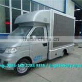 New Euro IV Mini Karry led truck advertising, led display truck, led billboard truck for sale