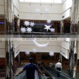 Ramanda Inflatable Illuminant Star with remote controlled LED light bulb for advertising display